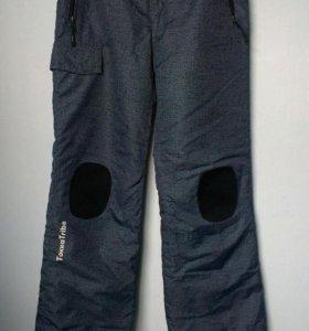 Теплые зимние брюки