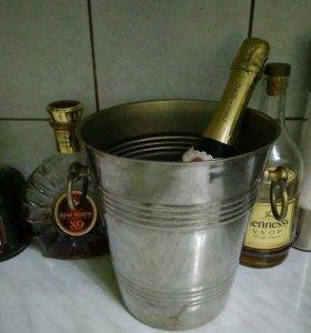 Ведро для шампанского,вина.