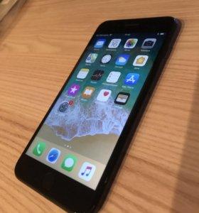 iPhone 7 plus 256gb black б/у