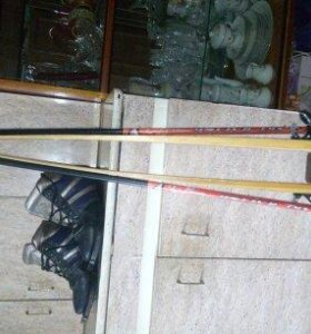 Лыжи с ботинками р.37