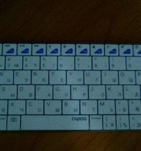 Клавиатура для планшета блитузная.