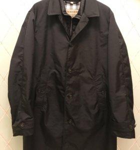 Куртка-пальто Burberry с пуховым жилетом, оригинал
