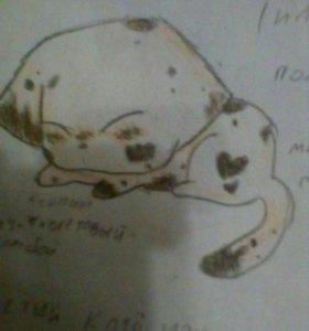 Нарисую арт (рисунок) котёнка!!!😘😻😻😻😻