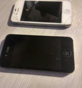 Iphone 16gb и 32gb
