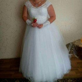 Аренда  свадебного платья цена договорная