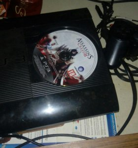 Сони ps 3 super slim 500
