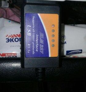 OBD2 сканер ELM 327