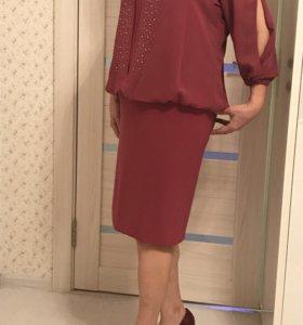 Платье новое. Размер 50-52