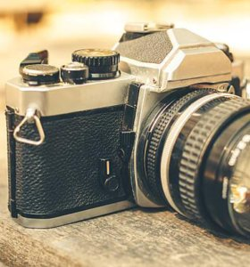 Фотограф, фотомонтаж