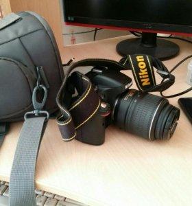 Зеркальный фотоаппарат Никон d 5100