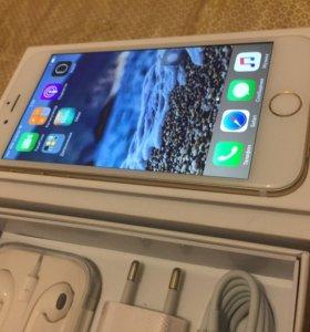 Айфон 6, 64 Гигов без Touch ID Gold