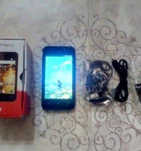 Телефон андройд 5.1 smart start 2