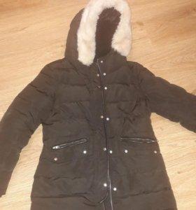 Pull and bear Пальто,пуховик,куртка