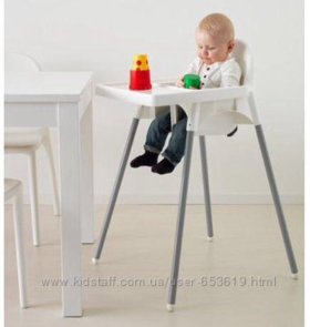 Детский стульчик и подушечка