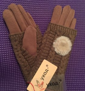 Перчатки, варежки - новые