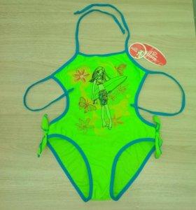 Новый детский купальник с 6 лет