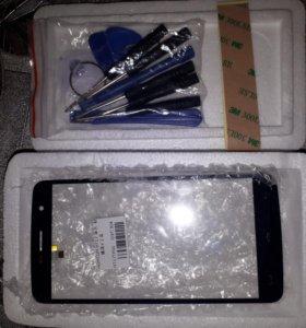 Экран с отвертками на телефон Hom Tom HT-17