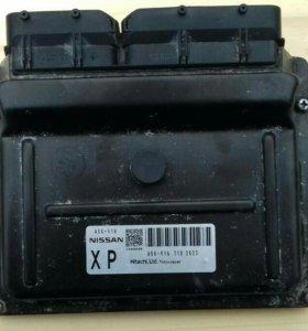 Блок управления двигателем Nissan Cube, CR14D