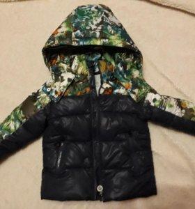 Зимняя куртка и полукомбенизон MONCLER