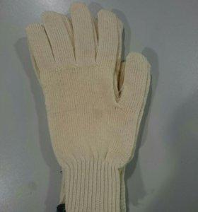 Перчатки хозяйственые, (Х.б)