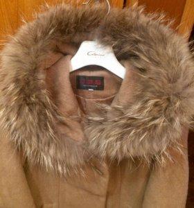 Зимнее пальто 40-42 размер