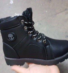 Женские стильные, мегаудобные зимние ботиночки.