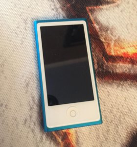 MP3 плеер Apple iPod nano 7gen 16Gb