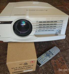 Мультимедийный проектор Mitsubishi XL5980U