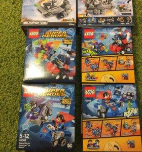 Lego новые наборы.
