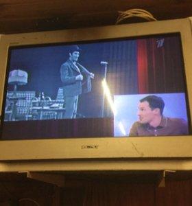 Телевизор SONY тринитрон 100Гц
