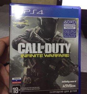 Call of duty на PS4