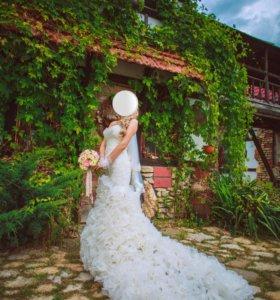"""Свадебное платье """"La Sposa"""""""