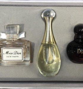 Dior приятный аромат, хороший подарок