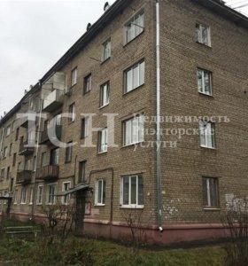 Квартира, 2 комнаты, 37.9 м²
