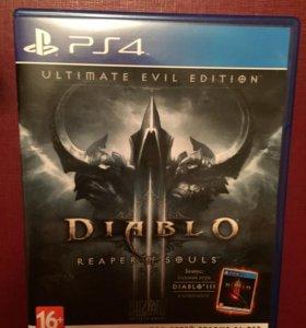 Diablo Reaper of Souls для PS4