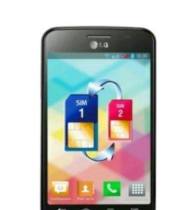 LG Optimus L4 II Dual E445_аккум-р нужно заменить