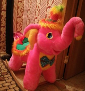 Продам слон качалка