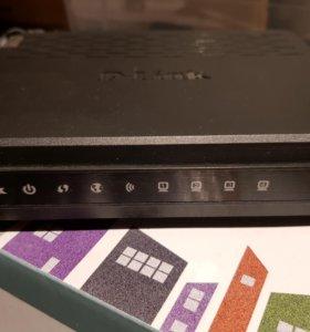 Wi-Fi роутер D-Link Dir-300