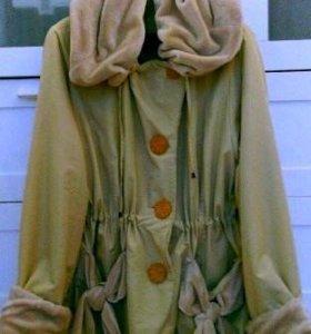 Курточка оригинальная 52-54. Распродажа.