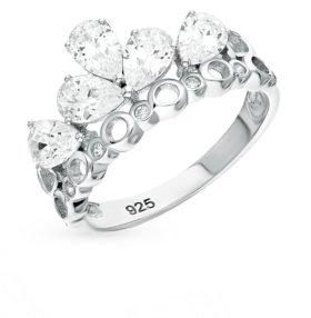 Серебряное 925 новое кольцо.с биркой как в магазин