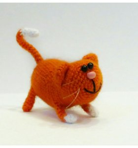 Рыжий кот Васька