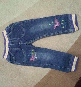джинсы р17