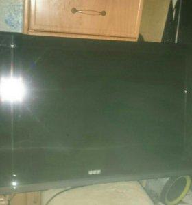 Жк телевизор led32d(81см)