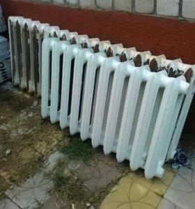 Радиаторы чугунные
