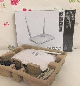 Wi-Fi маршрутизатор (роутер) SNR-CPE-W4N rev. M