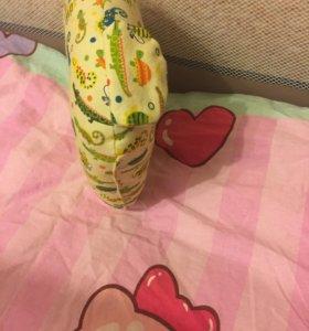 Подушка ортопедическая для новорождённых