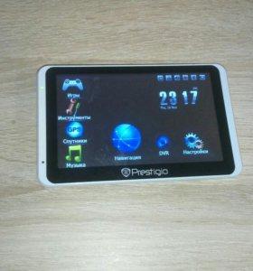 Навигатор + регистратор Prestigio 5800BTHD