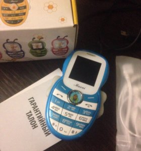 Детский телефон