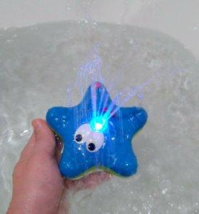 Звезда - фонтан для ванной Munchkin. Доставка