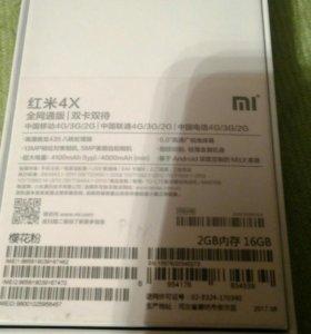 Xiaomi redmi 4x 16g